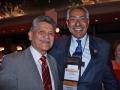 Tom Espinoza y Ramón Murguía, abogado de Kansas City.