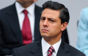 Enrique Peña Nieto, presidente de México. Foto:  Agencia Reforma