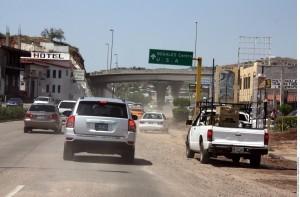 Las autoridades de Nogales, Sonora, anunciaron que impulsarán el desarrollo turístico en la ciudad. Foto: Agencia Reforma