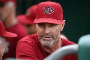 Kirk Gibson, ex manager de los D-Backs. Foto: AP