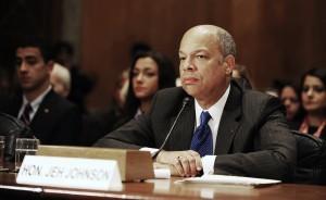 Jeh Johnson, secretario del Departamento de Seguridad Interna (DHS). Foto: Notimex