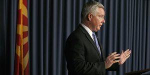 Bill Montgomery, fiscal de condado Maricopa. Foto: AP