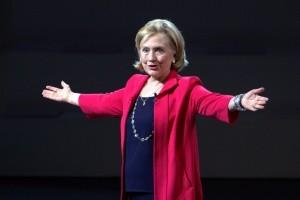 Hillary Clinton se perfila como una fuerte candidata a la presidencia de EU. Foto: Notimex