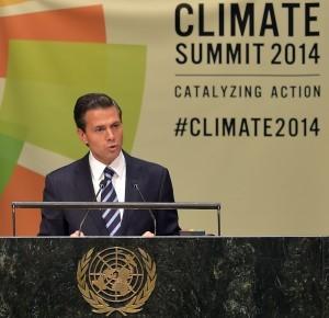 Enrique Peña Nieto, presidente de México. Foto: Notimex