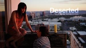 """Julia (Nuvia Enríquez) y Russell (Israel Jiménez) son los protagonistas de """"Desolados"""". Foto: Cortesía Bandersnatch Media"""