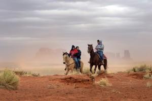 La reserva cubre partes de Arizona, Nuevo México y Utah. Foto: AP