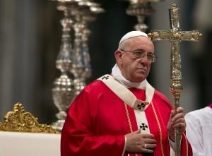 El Papa Francisco expresó su preocupación sobre el conflicto en Medio Oriente. Foto: Notimex