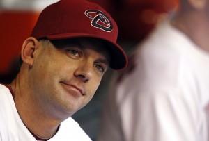 Hinch condujo a los Diamondbacks de Arizona entre mayo de 2009 y julio de 2010. Foto: AP