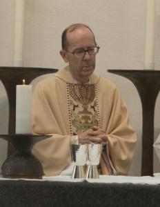Thomas Olmsted, obispo de la Diócesis de Phoenix. Foto: Phil Soto