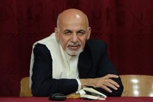 El presidente afgano, Ashraf Ghani Ahmadzai. Foto: AP
