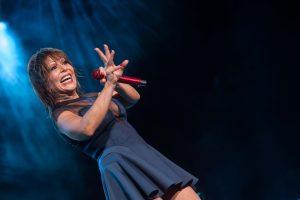 """La cantante es jurado en el programa  """"Va por ti"""" de Univisión. Foto: Suministrada"""