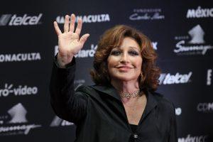 En su extensa trayectoria, la actriz y cantante ha realizado más de 55 rodajes. Foto: Notimex