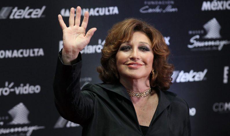 Angélica María celebra sus 70 años