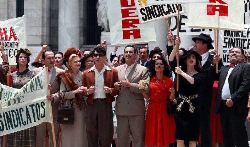 """Estrena en México la película """"Cantinflas"""""""
