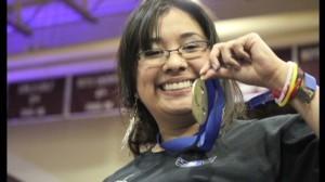 Dulce Matuz, presidenta de la Coalición Dream Act de Arizona. Cortesía/Mixed Voces