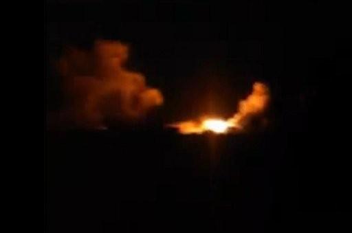 EEUU y sus socios comienzan bombardeos sobre Siria