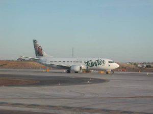 La aerolínea basada en Denver ha tenido un crecimiento sostenido debido a sus bajas tarifas. Foto:Cortesía/Mixed Voces