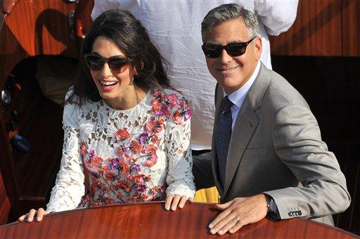 """George Clooney festeja 55 años y estrenará """"El maestro del dinero"""""""