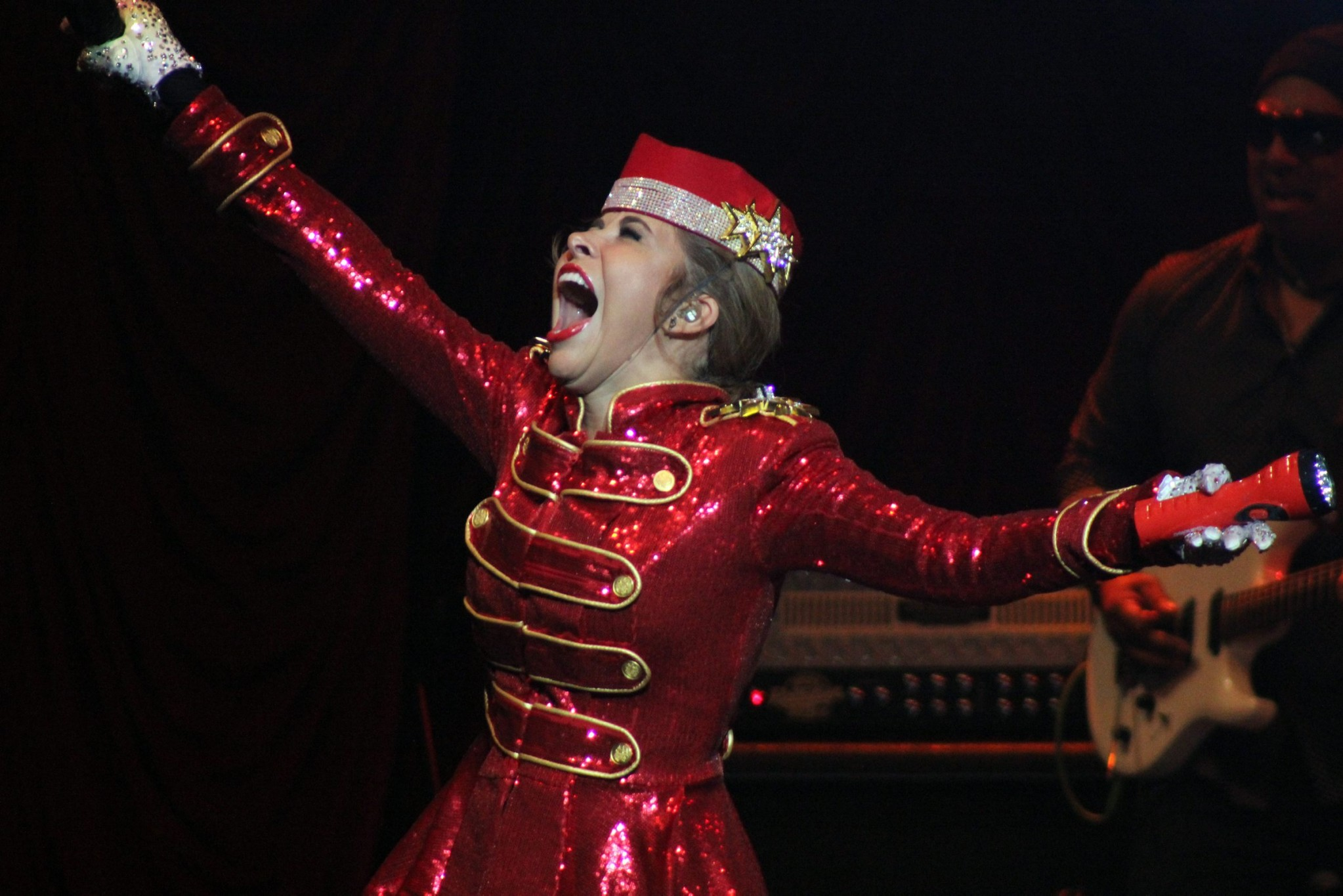 Gloria Trevi vuelve al Celebrity Theatre