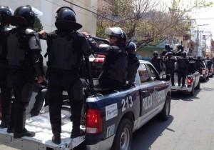La violencia es una constante en Guerrero, una región muy pobre, de gran activismo social y que se disputan varios cárteles de la droga. Foto: Archivo