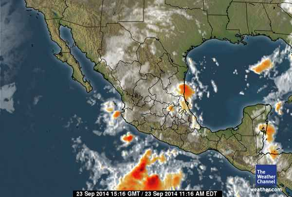 Alerta de ciclón tropical en Guerrero