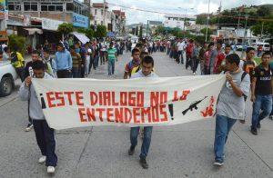 Las autoridades esperan dar con más desaparecidos en las próximas hora. Foto: AP