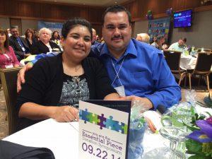 Silvestre y Haide Celís encontraron en la donación de órganos y tejidos la oportunidad de dar un regalo de vida. Foto Samuel Murillo/Mixed Voces