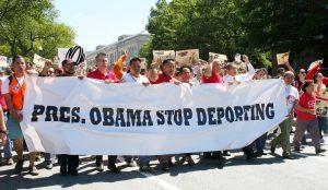 Cada vez más sectores de la sociedad se unen al llamado de frenar las deportaciones. Foto: Notimex