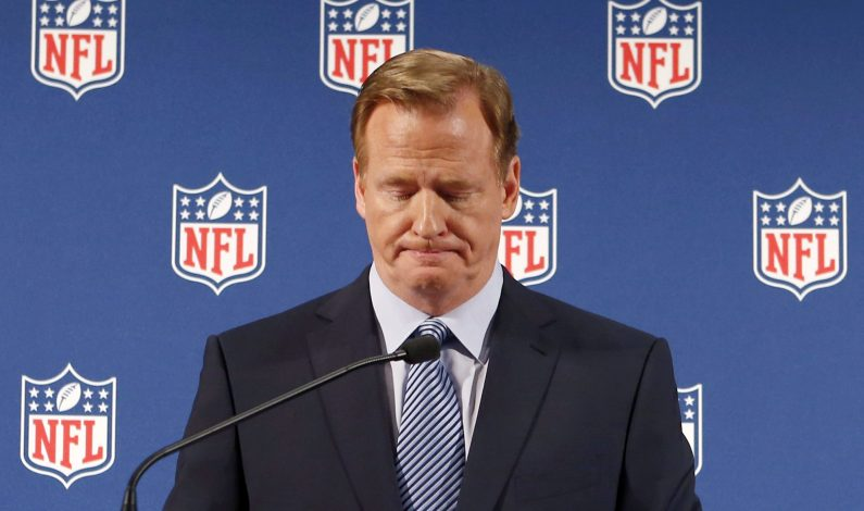 NFL busca políticas de conducta para sus jugadores