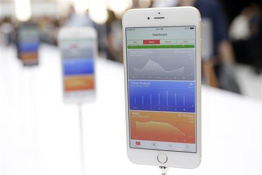 Nuevos iPhone tropiezan con problemas