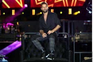 Ricky Martin arranca mañana su gira de 19 conciertos por México en el Palacio de los Deportes. Foto: Agencia Reforma