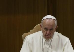 El Papa Francisco erigió el jueves la nueva demarcación eclesiástica para México. Foto: AP