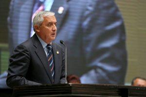 La administración del presidente Otto Pérez Molina anunció la aperture de siete consulados en México y EU. Foto: Notimex