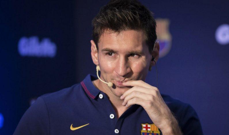 Futbol mexicano tiene gran nivel: Lionel Messi