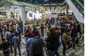 El evento literario busca reforzar el gusto literario. Foto: Agencia Reforma