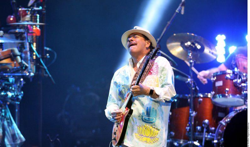 Santana: En casa soy solo Carlos, el mexicano