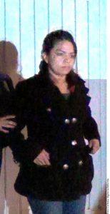 Berumen fue capturada en una casa del pueblo de Santa María Aztahuacán, también en Iztapalapa. Foto: Agencia Reforma