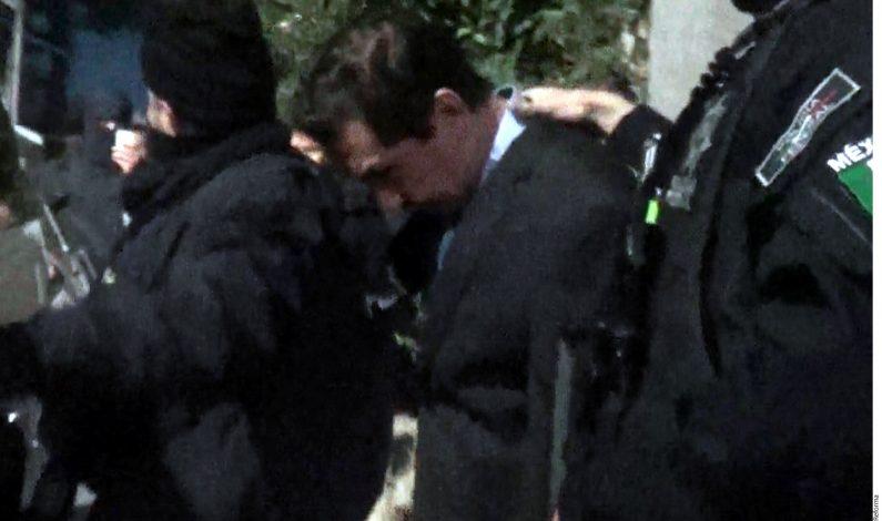En prisión de máxima seguridad el exalcalde de Iguala