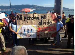 Mexicanos residentes en Roma se manifestarán el jueves para solidarizarse con sus paisanos que han exigido que se aclare el caso de los desaparecidos de Ayotzinapa, Guerrero. Foto: Agencia Reforma