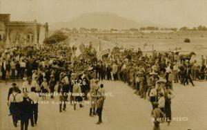 Los corridos revolucionarios informaban acerca de los hechos que acontecían en todo México. Foto: Notimex