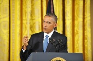 """Obama tiene planeado hacer el anuncio mañana durante una visita a la escuela preparatoria """"Del Sol"""" en Las Vegas. Foto: Notimex"""