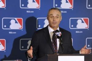 Rob Manfred, próximo comisionado de Grandes Ligas. Foto: AP