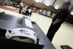 Muchos votantes creen que la migración es un asunto que incide en la seguridad nacional y la economía. Foto: AP
