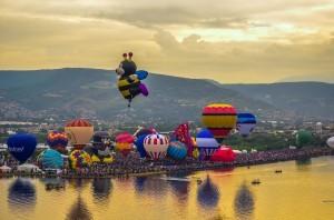 Con el Festival Internacional del Globo, la ciudad de León se consolida como uno de los mejores destinos de eventos internacionales. Foto: Mixed Voces