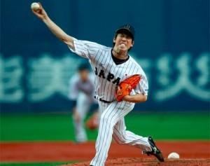 Kenta Maeda dio su show por los nipones. Foto: AP