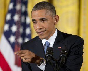 Barack Obama. Luz y sombra en el tema migratorio. Foto: AP