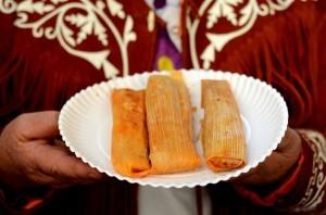 El evento de tamales es ya una tradición en el Valle del Sol. Foto: Notimex