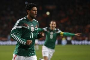 Carlos Vela anotó al minuto 8 y 61. Foto: AP