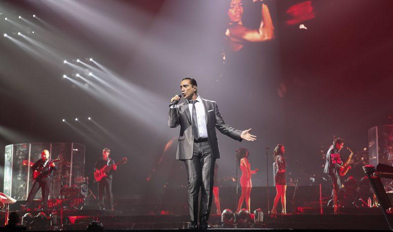 """Alejandro Fernández les cantará """"Te Amaré"""" a Marjorie y David"""