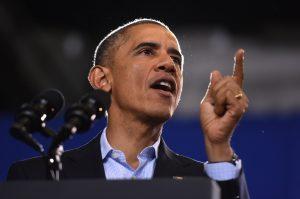 Barack Obama y el Partido Demócrata enfrentan el reto de ganarse de nuevo la confianza de los electores. Foto: AP